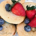Simple Pancake Mix Muffins Recipe