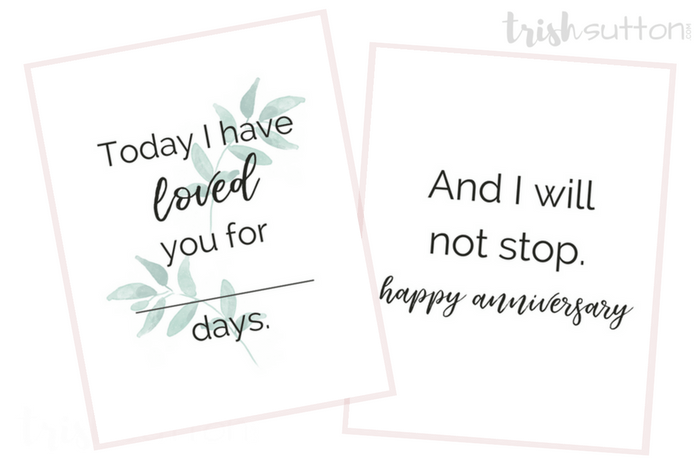 Selecting A Card For Someone Beit Birthday, Anniversary Or Otherwise Is  100% Mood Based  Anniversary Printable Cards