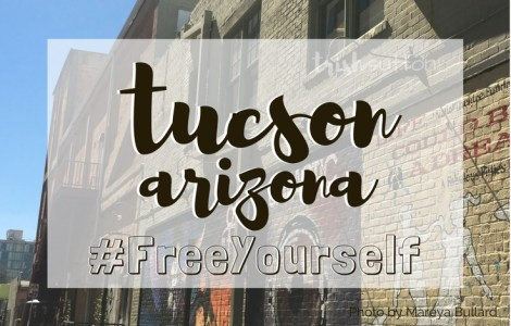 The freedom to be yourself, explore the incredible award-winning cuisine and diverse downtown awaits you. Tucson, Arizona #FreeYourself #ad
