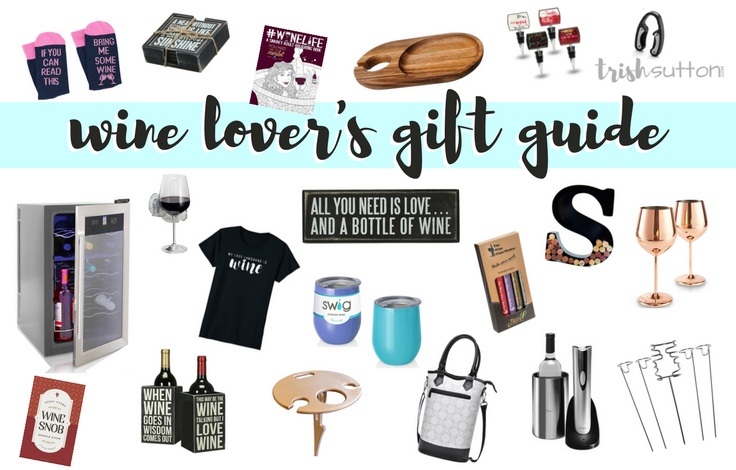 179 & Wine Lovers Gift Guide | 20 Wine Connoisseur Gift Ideas