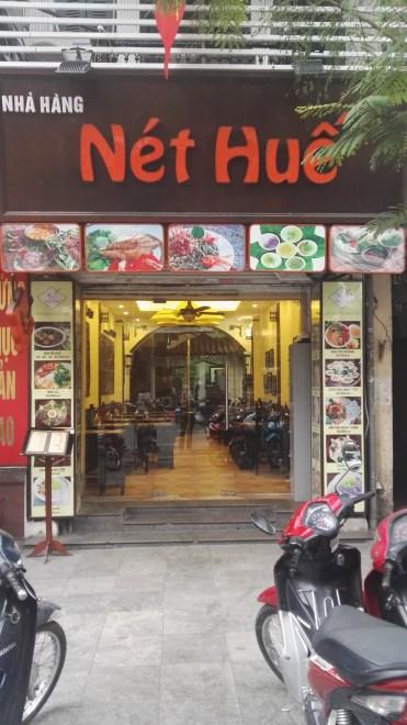 Net Hue Hanoi