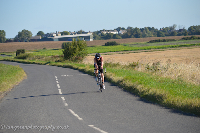 Ely Sprint Triathlon Bike 2014