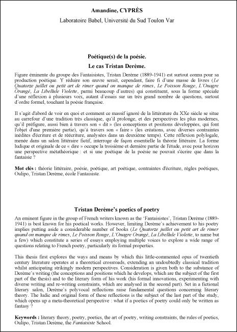Le-Cas-Tristan-Dereme-Amandine-Cypres-4eme-de-couverture