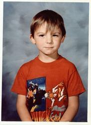 Tristan - Age 5