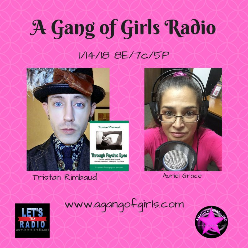 Ad Copyright © A Gang of Girls Radio