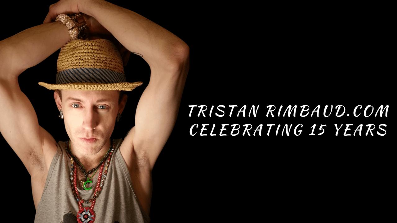 15th Anniversary Website Redesign – Tristan Rimbaud.com
