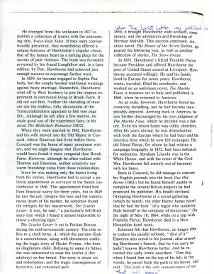 Nathaniel Hawthorne Article (pg. 2)