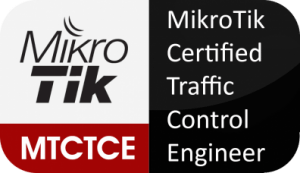 MikroTik Certified Traffic Control Engineer
