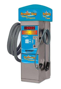 Aroma Vacuum distributed by Tri State Car Wash Solutions