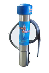 Silver Bullet Vac distributed by Tri State Car Wash Solutions