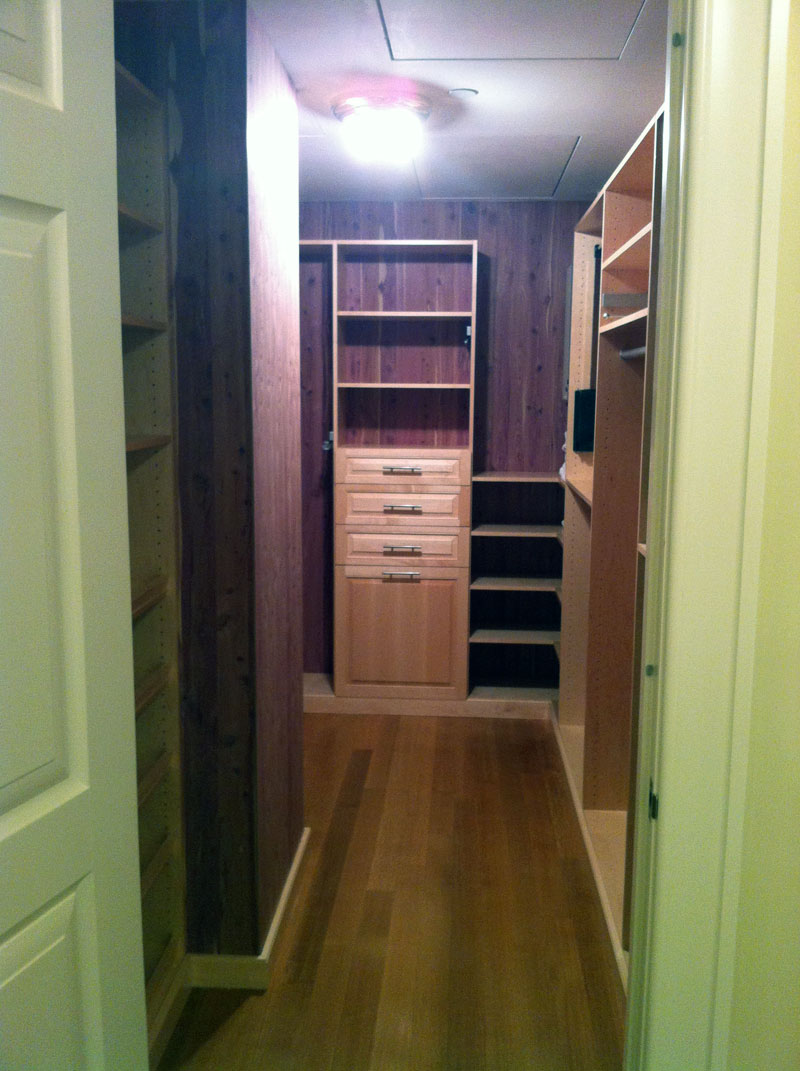 Cost Closets Much Custom Do How