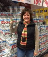 Another Gift Card Winner at TriState Liquors in Delaware