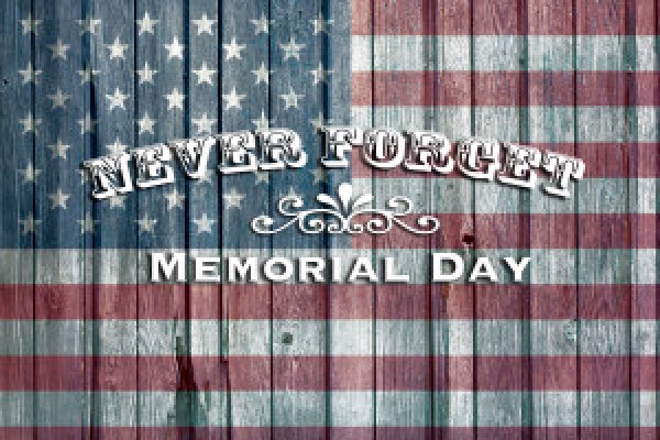 Memorial Day is for Honoring