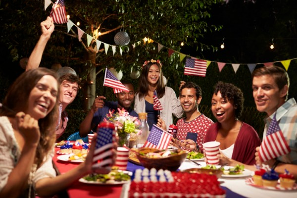 4th of July Party Themes