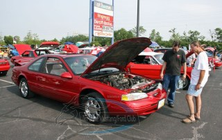 Tristate Mustang Club Show 2015 01