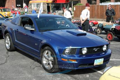 Tristate Mustang Club Davids 07 GT