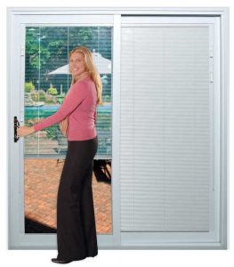 built in mini blinds tristate window