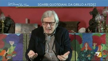 """Vittorio Sgarbi contro Massimo Galli: """"I gallismi di Galli servono per portare sfiga ed è ora …"""