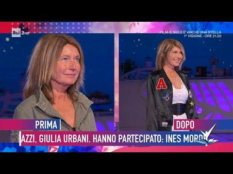 Carla Gozzi – Il cambio look di Silvana – Detto Fatto 05/05/2021