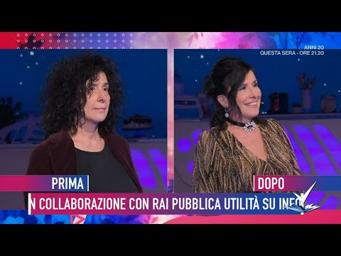Carla Gozzi – Il cambio look di Patrizia – Detto Fatto 06/05/2021