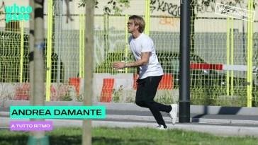 Andrea Damante, a tutto ritmo