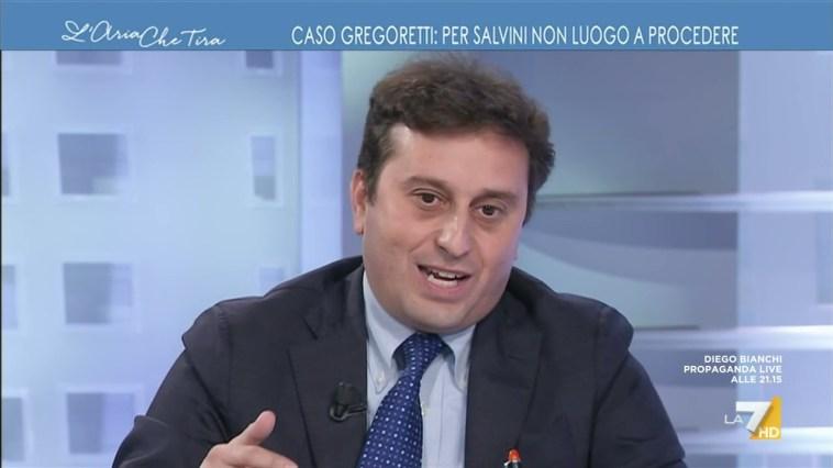 """Matteo Salvini prosciolto sul caso Gregoretti, David Parenzo: """"Davvero Salvini ritiene che il …"""