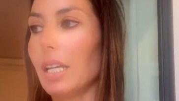 """Elisabetta Gregoraci sconvolta: """"Ho trovato un ladro in casa!"""" Ecco com'è andata"""