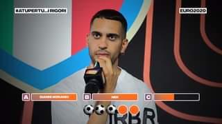 Gioca con Mahmood! A quante domande avete risposto correttamente? #euro2020 #casaazzurri…