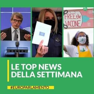 Le #TopNews di #ANSAEuroparlamento della settimana. #ANSAEuropa Parlamento europeo i…