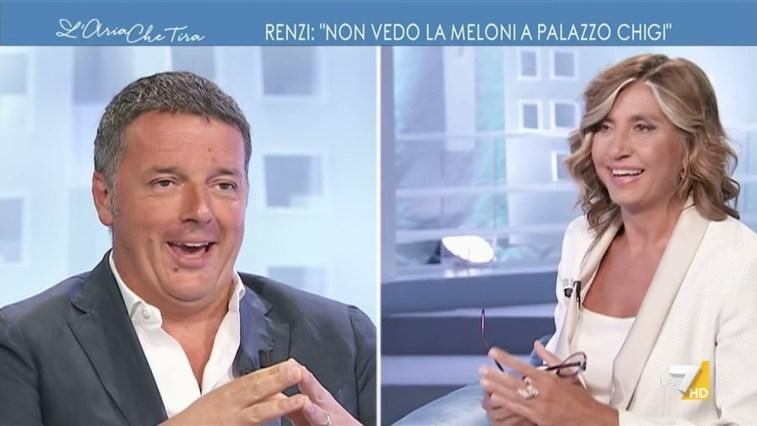 """Matteo Renzi: """"Finalmente con 600mila vaccini al giorno si riparte, sta arrivando il boom …"""