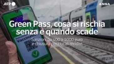 Di fronte al rischio di Green Pass fasulli (venduti anche sui canali social) Palazzo Chigi…