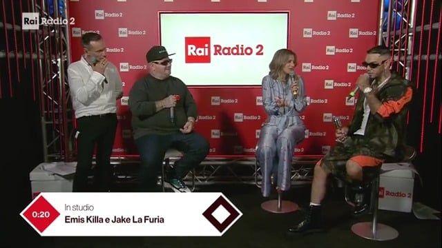 Jake La Furia e Emis Killa LIVE, dall'Arena di Verona, ai #SeatMusicAwards2021 Ascolta e …