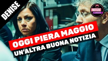 Denise Pipitone, Oggi un'altra bella notizia comunicata da Piera Maggio
