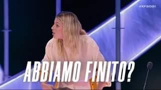 Dimmi che è venerdì senza dirmi che è venerdì. Inizia Emma Marrone #XF2021