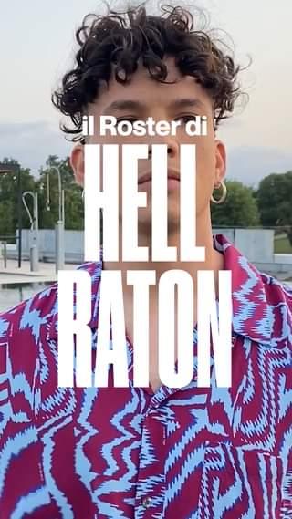 Hell Raton non vede l'ora di arrivare ai Live con il suo Roster #VERSAILLES #Karakaz #BA…