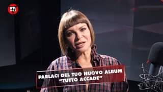 Ieri Alessandra Amoroso è stata ospite in diretta su RTL 102.5 per raccontarci del suo nu…