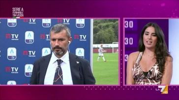 Roma – Juventus, le dichiarazioni del CT Spugna della Roma | Serie A femminile