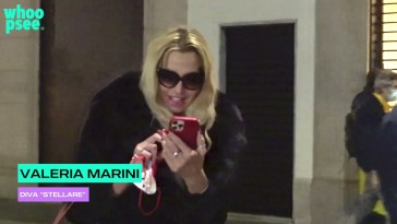 """Valeria Marini, diva """"stellare"""""""