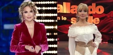 MILLY CARLUCCI: BARBARA D'URSO E ALESSIA MARCUZZI BALLERINE PER UNA NOTTE? ECCO LA RISPOSTA