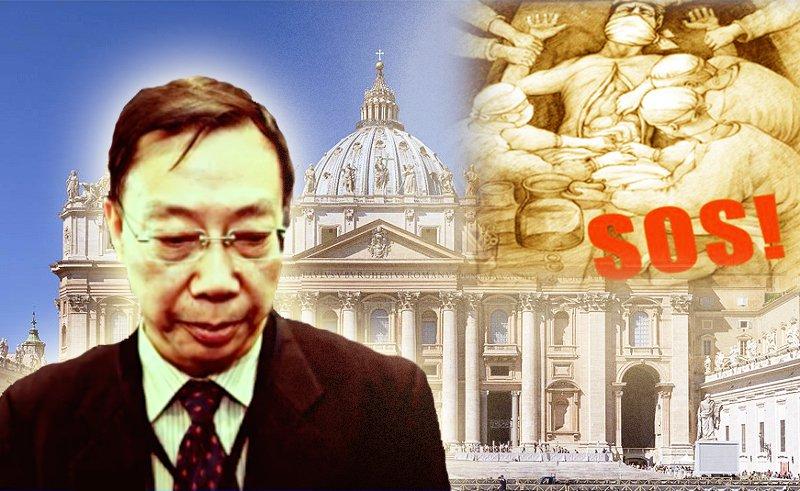 Hoang Khiet Phu tai Vatican