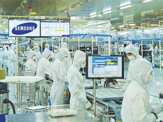Tang truong GDP phu thuoc Samsung