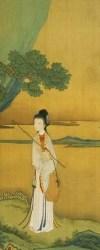 Tản mạn hình ảnh người con gái hái dâu thời cổ – Trí Thức VN