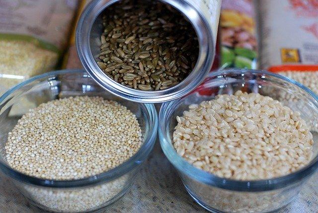 hạt diêm mạch quinoa, quinoa, ngũ cốc