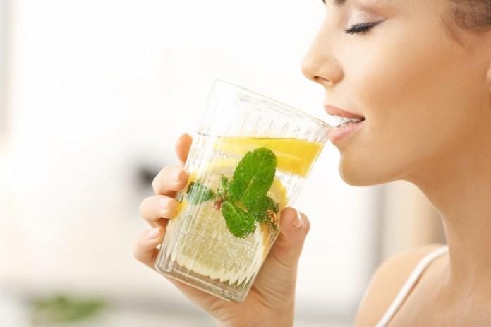 uống nước chanh, nước chanh, Cách sử dụng chanh