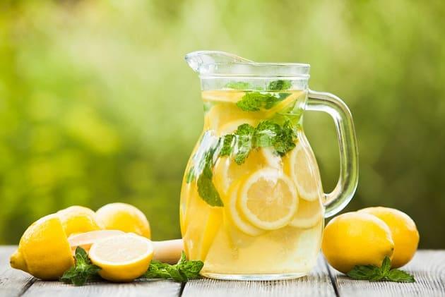 nước chanh, chanh, quả chanh, Cách sử dụng chanh