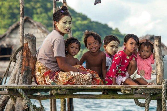 người Bajau