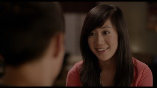 "UCSD alumna Julie Zhen in ""Comfort."" Photo Courtesy of Late to the Party Productions."