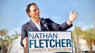 Photo courtesy of Nathan Fletcher for Supervisor.