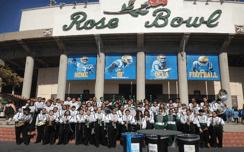 UCLA Band Day: Fun in the Heat!