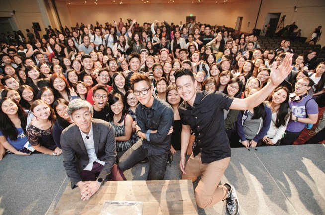 A Conversation with Wong Fu Productions